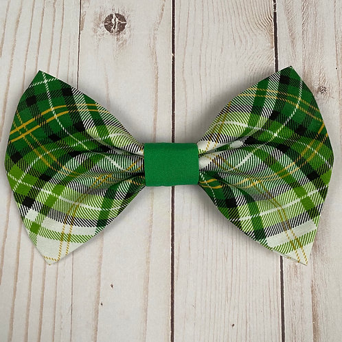 Irish Plaid Bows & Ties