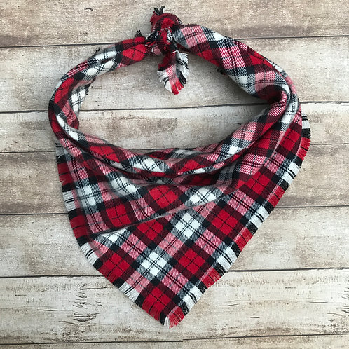 Highlander Red Plaid