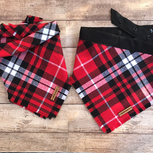 Red Mammoth Plaid