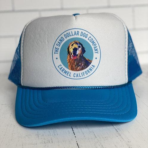 Sand Dollar Dog Company Trucker Hat