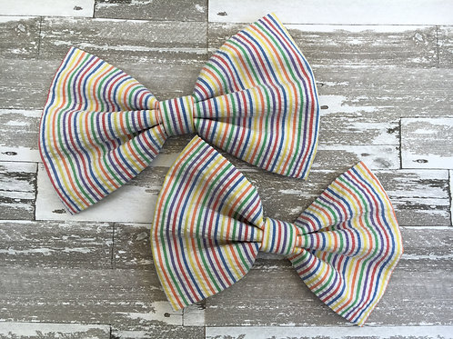 The Ziva (rainbow stripes)