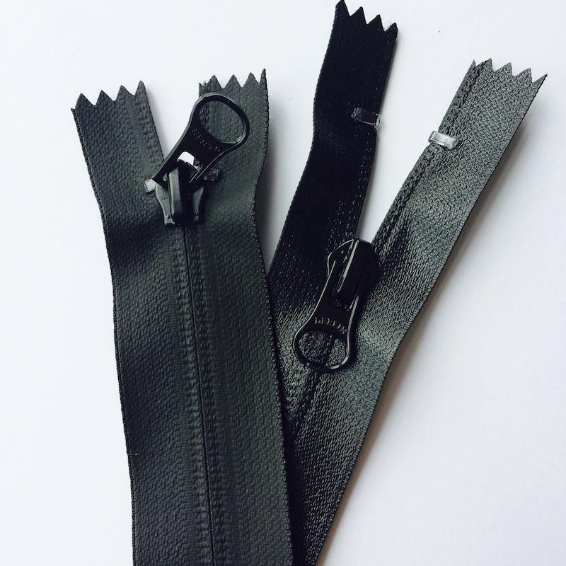 Water Resistant Zipper