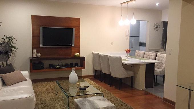 Venta departamento de lujo y bien ubicado en Miraflores