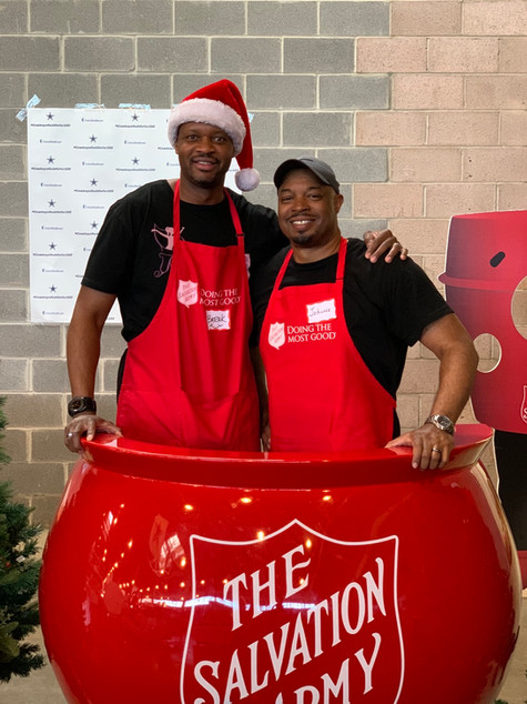 PG Gives Back (Salvation Army)