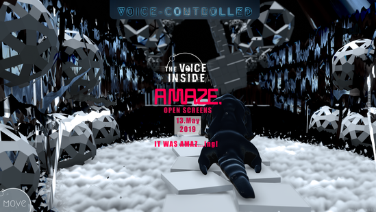 THE VOICE INSIDE (by ADK GAMES)@AMAZE
