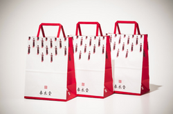 CHUNG SUI TANG shopping bag