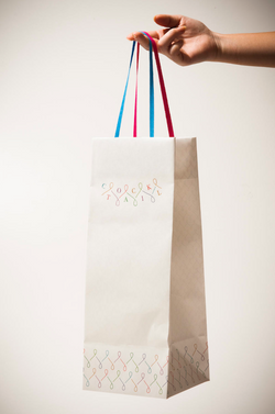 COCKTAIL JEWERY shopping bag