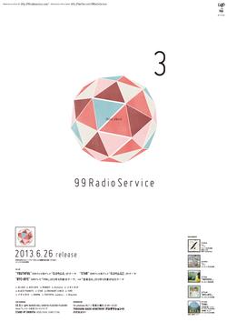 99RADIO 3RD ALBUM THREE