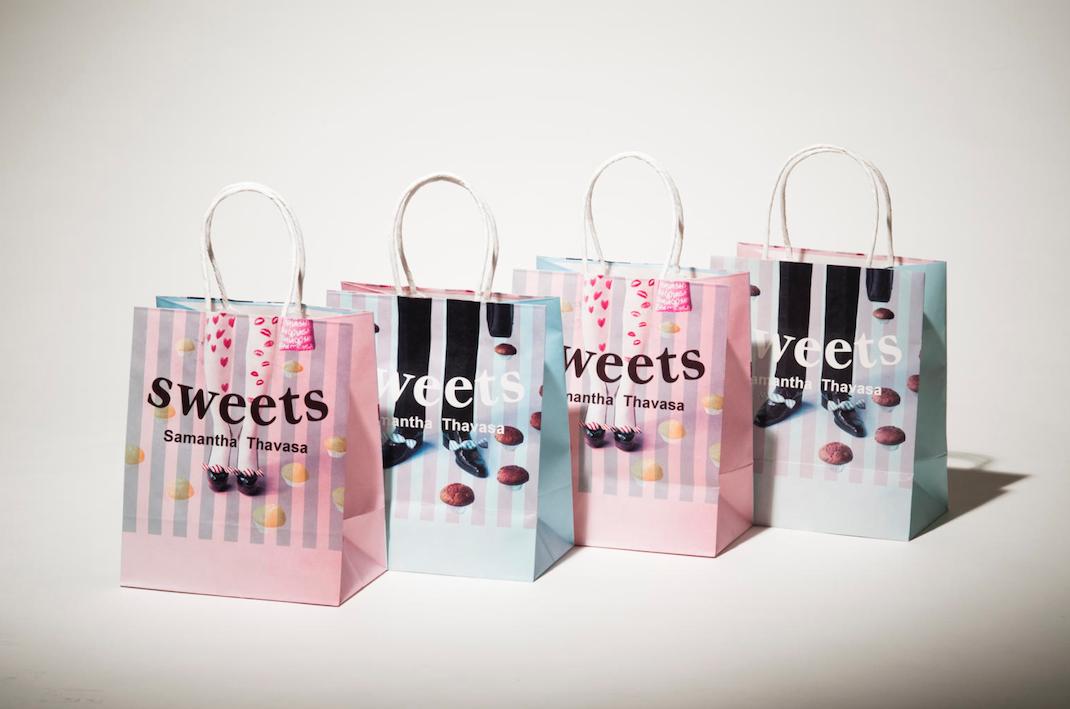 SAMANTHA THAVASA SWEET shopping bag