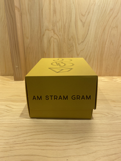 AM STRAM GRAM パッケージ