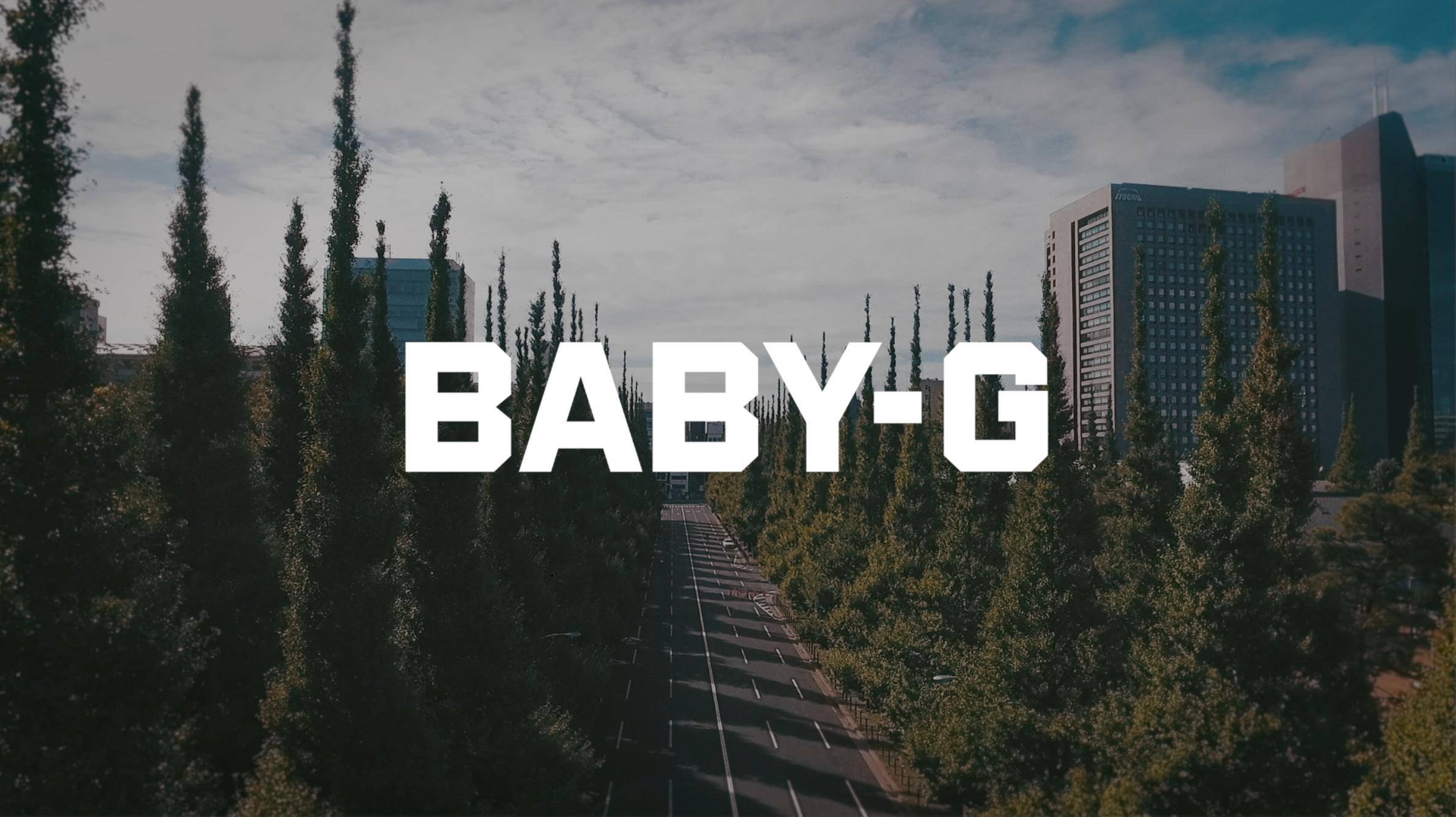 BABY-G CM