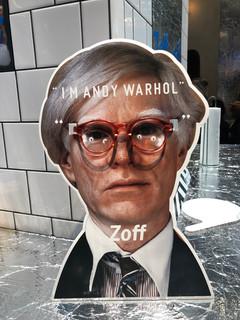 ZOFF メガネスタンド