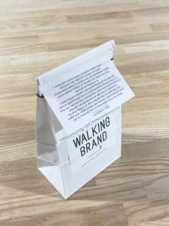 WALKING BRAND パッケージ