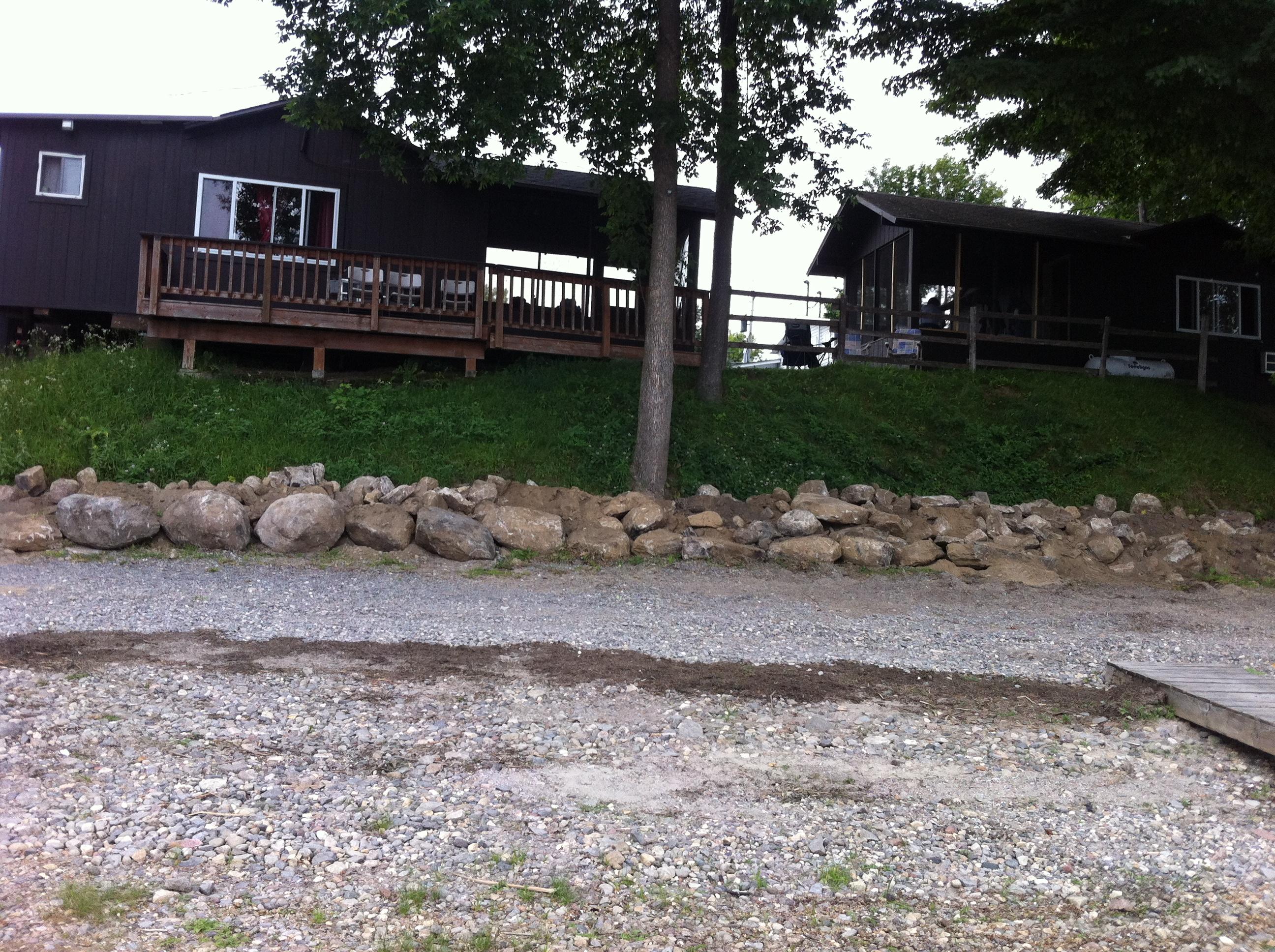 cabin 1 & 2