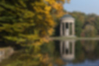 Nymphenburger Park, Oase der Ruhe