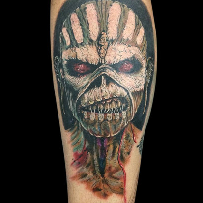 Rock'n'Roll e Heavy Metal Tattoos
