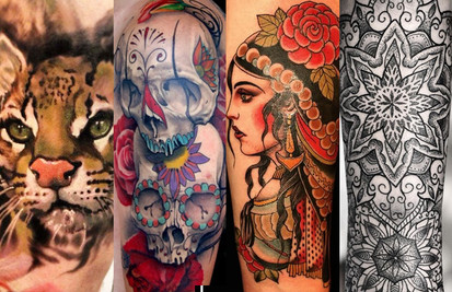 """Inkspiration"": inspirações para tatuagens"