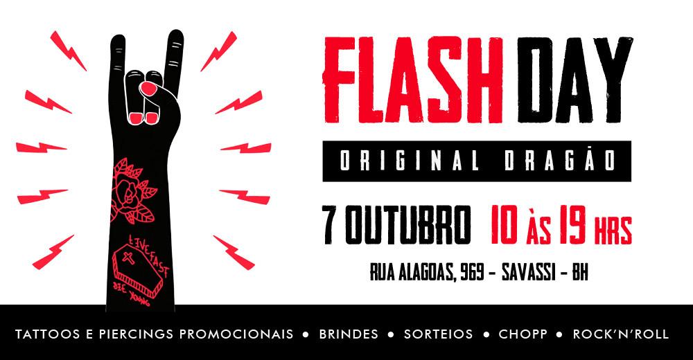 Flash Day Original Dreagão