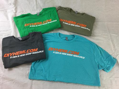 DIYHemi.com T Shirt