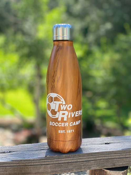 Two Rivers Insulated Water Bottle