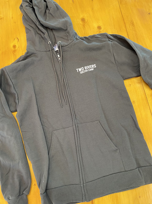 Two Rivers Zip-up Hoody