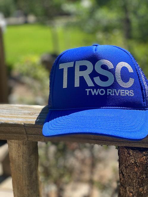 Blue TRSC Trucker