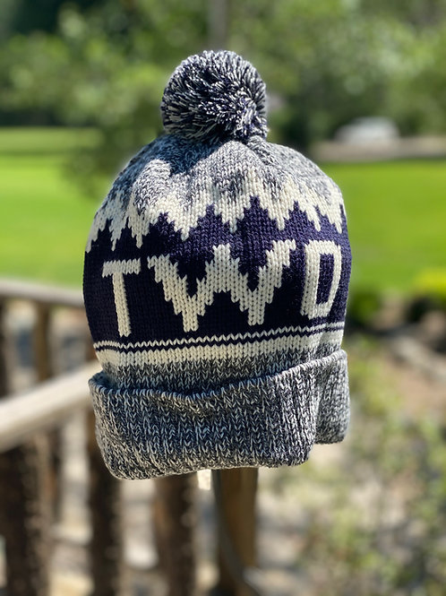 Two Rivers Campfire Beanie