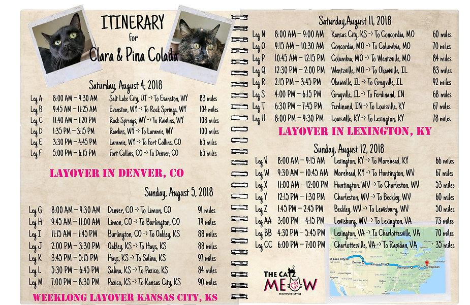Clara & Pina Colada Itinerary.jpg