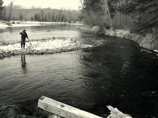 Bitterroot River Fishing Report 1/24/2016