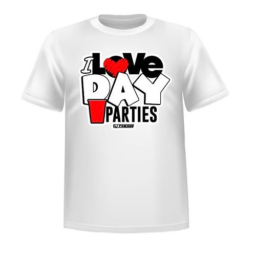 2021 I LOVE DAY PARTIES
