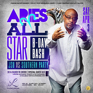 ARIES BASH FINESSE