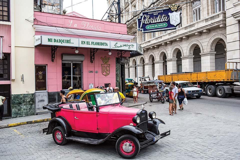 Floridita (Havana, Cuba)