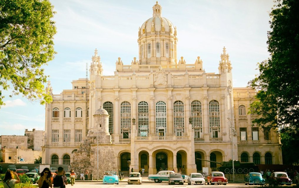 The Museum of the Revolution, Havana
