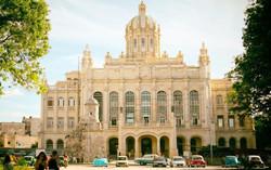 El museo de la revolución (Havana)