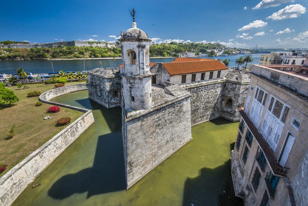 Castillo de la Real Fuerza (Havana)