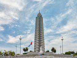 El Memorial de José Martí (Habana