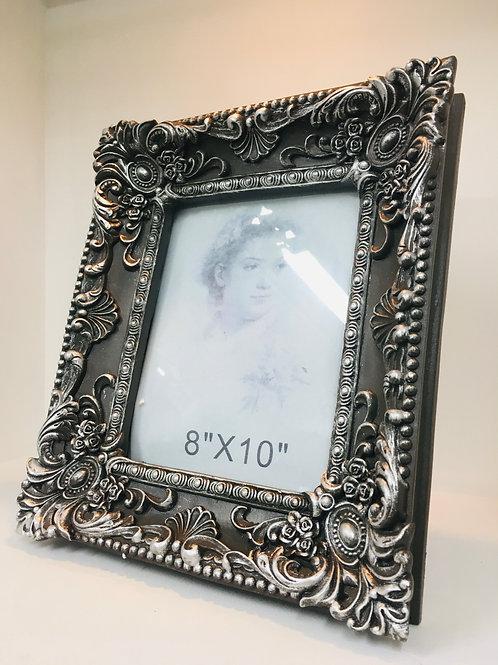 Vintage Frame (Antique Silver)