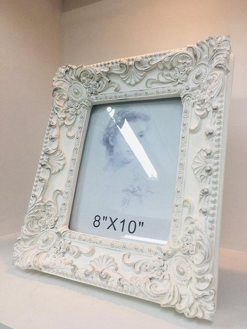 Vintage Frame (White)