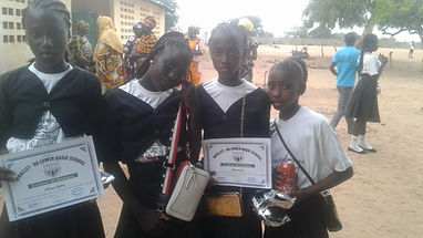 Mbollet graduation ceremony 2019 Year 6.