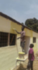 painting school buildings 2019 Modou Cor