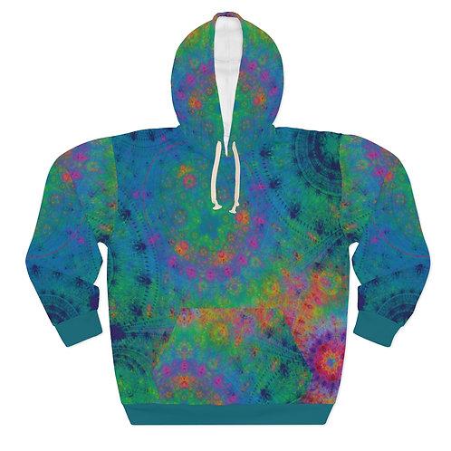 Spectrolite - AOP Unisex Pullover Hoodie