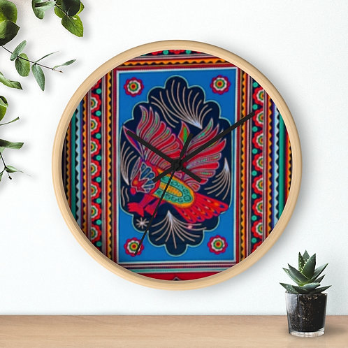 Red Eagle - Wall clock