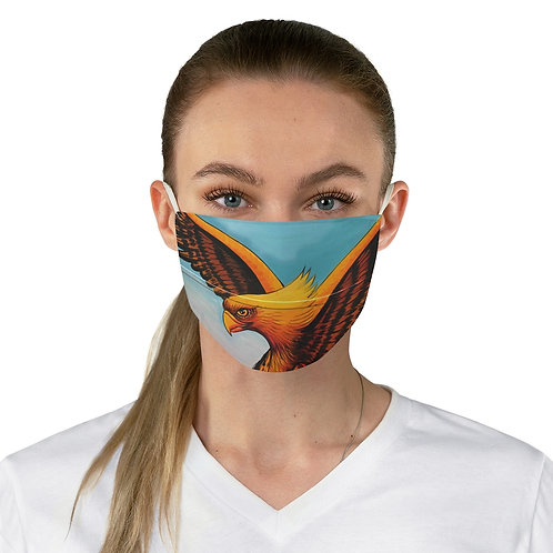 Golden Eagle - Fabric Face Mask