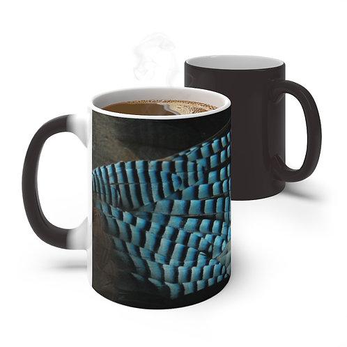 Blue Jay - Color Changing Mug