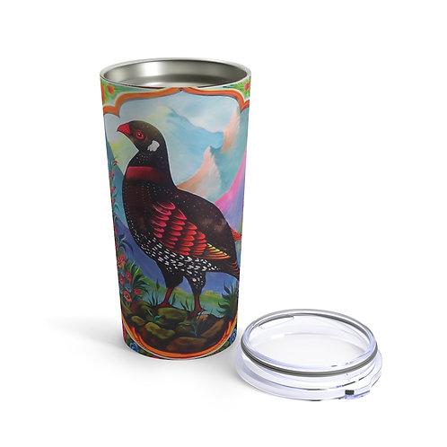 Black Partridge - Tumbler 20oz
