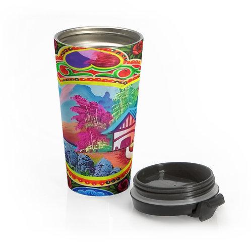 Sweet Home - Stainless Steel Travel Mug
