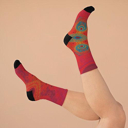Rainbow - DTG Socks