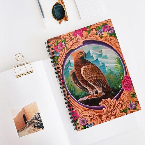 Eagle - Spiral Notebook - Ruled Line