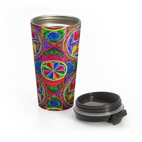 Propeller - Stainless Steel Travel Mug