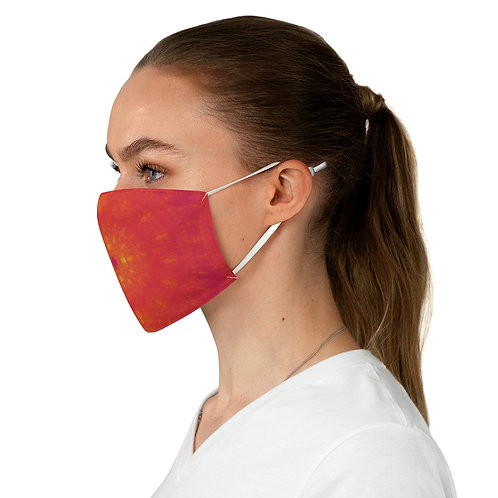 Sun - Fabric Face Mask